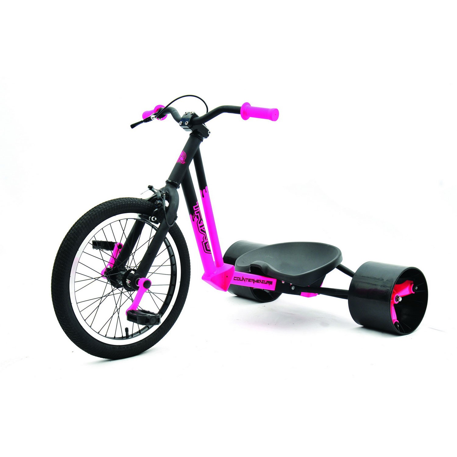 countermeasure neon pink triad drift trikes malaysia. Black Bedroom Furniture Sets. Home Design Ideas